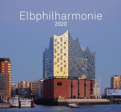 Elbphilharmonie Postkartenkalender 2020 von Zapf,  Michael