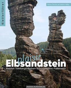 Elbsandstein Plaisir – Kletterführer von Hölker,  Valentin, Schulze,  Helmut