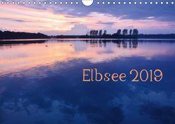 Elbsee 2019 (Wandkalender 2019 DIN A4 quer) von Schnittert,  Bettina