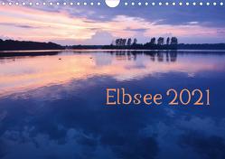 Elbsee 2021 (Wandkalender 2021 DIN A4 quer) von Schnittert,  Bettina