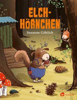 Elchhörnchen von Göhlich,  Susanne