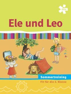 Ele und Leo Sommertraining