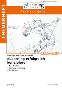 eLearning Journal – Praxisratgeber 2018/2019 von Fleig,  Mathias, Siepmann,  Frank