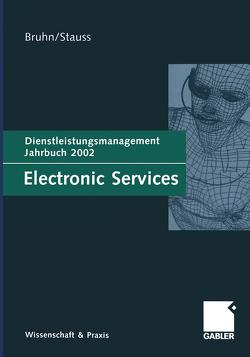 Electronic Services von Bruhn,  Manfred, Stauss,  Bernd