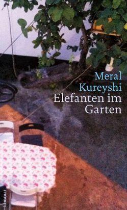 Elefanten im Garten von Kureyshi,  Meral