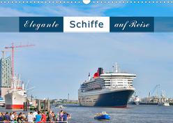 Elegante Schiffe (Wandkalender 2020 DIN A3 quer) von Kulartz,  Rainer, Plett,  Lisa
