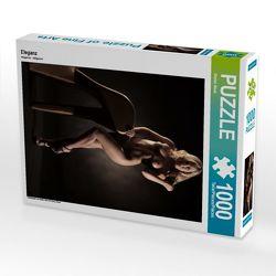 Eleganz 1000 Teile Puzzle hoch von Weis,  Stefan