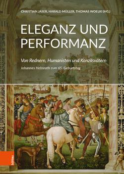 Eleganz und Performanz von Jaser,  Christian, Mueller,  Harald, Woelki,  Thomas