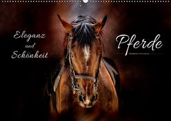 Eleganz und Schönheit – Pferde (Wandkalender 2019 DIN A2 quer) von Roder,  Peter
