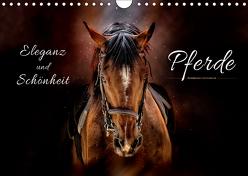 Eleganz und Schönheit – Pferde (Wandkalender 2019 DIN A4 quer) von Roder,  Peter