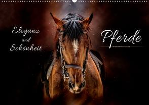 Eleganz und Schönheit – Pferde (Wandkalender 2020 DIN A2 quer) von Roder,  Peter