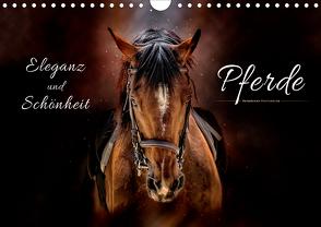 Eleganz und Schönheit – Pferde (Wandkalender 2020 DIN A4 quer) von Roder,  Peter