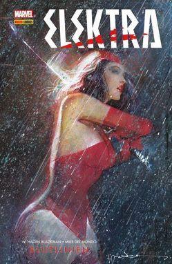 Elektra von Blackman,  Haden W., Del Mundo,  Mike