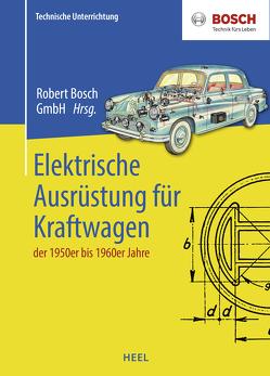 Elektrische Ausrüstung für Kraftfahrzeuge der 1950er bis 1960er Jahre von Robert Bosch GmbH