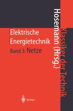 Elektrische Energietechnik von Hosemann,  G.