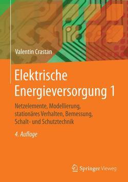 Elektrische Energieversorgung 1 von Crastan,  Valentin