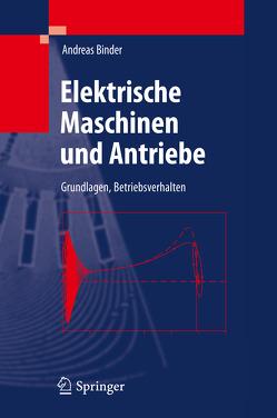 Elektrische Maschinen und Antriebe von Binder,  Andreas