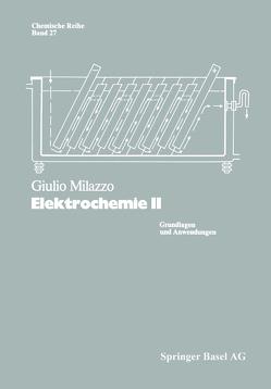 Elektrochemie von Milazzo,  G.