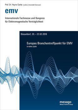 Elektromagnetische Verträglichkeit emv von Garbe,  Heyno