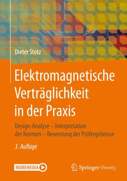 Elektromagnetische Verträglichkeit in der Praxis von Stotz,  Dieter