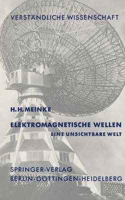 Elektromagnetische Wellen von Meinke,  H.H.