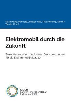 Elektromobil durch die Zukunft von Große,  Romina, Hawig,  David, Jégu,  Marie, Klatt,  Rüdiger, Steinberg,  Silke