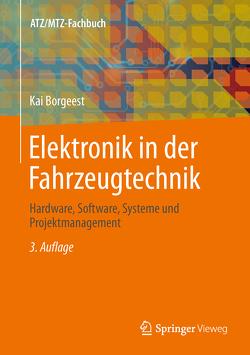 Elektronik in der Fahrzeugtechnik von Borgeest,  Kai