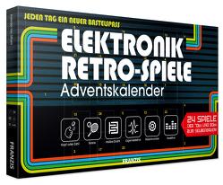 Elektronik Retro Spiele Adventskalender 2020 von Kainka,  Burkhard