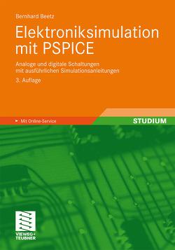 Elektroniksimulation mit PSPICE von Beetz,  Bernhard