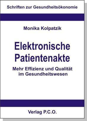 Elektronische Patientenakte von Kolpatzik,  Monika