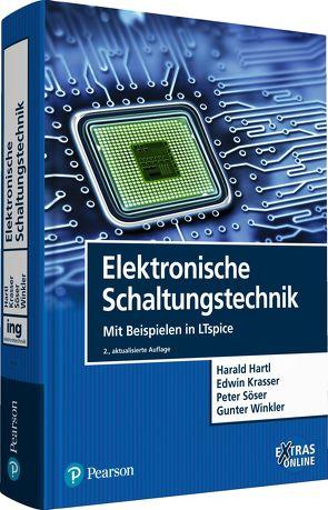 Elektronische Schaltungstechnik von Hartl,  Harald, Krasser,  Edwin, Söser,  Peter, Winkler,  Gunter