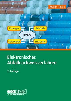 Elektronisches Abfallnachweisverfahren von Müller,  Ute, Rhein,  Hans-Bernhard