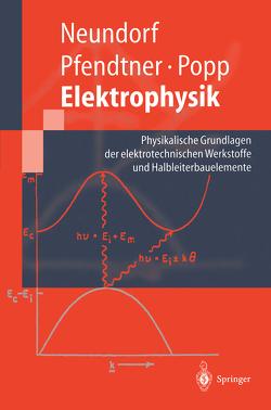 Elektrophysik von Neundorf,  Dörte, Pfendtner,  Reinhard, Popp,  H.-P.