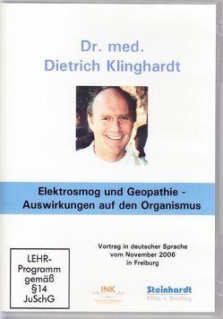 Elektrosmog und Geopathie – Auswirkungen auf den Organismus von Klinghardt,  Dietrich