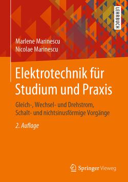Elektrotechnik für Studium und Praxis von Marinescu,  Marlene, Marinescu,  Nicolae