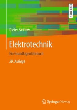 Elektrotechnik von Zastrow,  Dieter