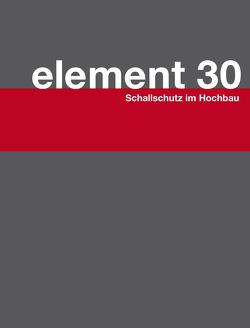 Element 30 von Glanzmann,  Jutta, Lips,  Walter, Meier,  Ralf, Stalder,  Werner