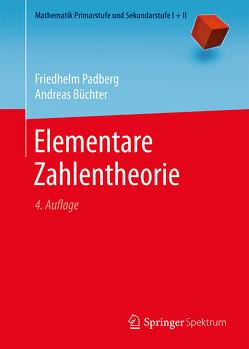 Elementare Zahlentheorie von Büchter,  Andreas, Padberg,  Friedhelm