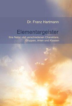Elementargeister von Hartmann,  Franz
