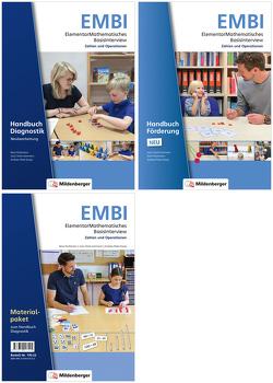ElementarMathematisches BasisInterview (EMBI) · Zahlen und Operationen · Set von Flottmann,  Nina, Peter-Koop,  Andrea, Streit-Lehmann,  Julia