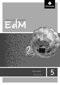 Elemente der Mathematik SI / Elemente der Mathematik SI – Ausgabe 2012 für G8 in Hessen