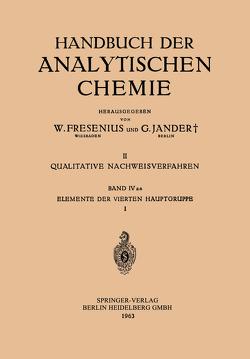 Elemente der Vierten Hauptgruppe von Grassmann,  Hans