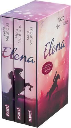 Elena – Ein Leben für Pferde: Elena-Schuber von Neuhaus,  Nele
