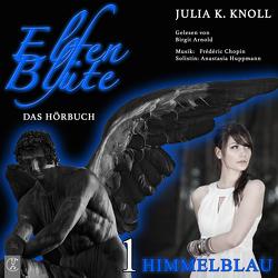 Elfenblüte / Himmelblau von Knoll,  Julia Kathrin