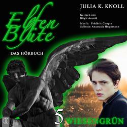 Elfenblüte / Wiesengrün von Knoll,  Julia Kathrin