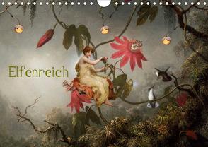 Elfenreich (Wandkalender 2021 DIN A4 quer) von Pfeifer,  Yvonne
