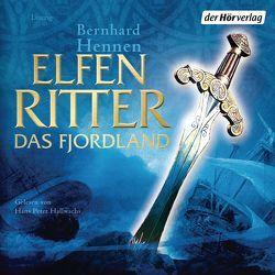 Elfenritter (3) Das Fjordland von Hallwachs,  Hans Peter, Hennen,  Bernhard
