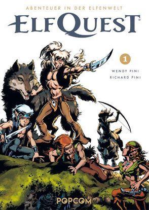 ElfQuest – Abenteuer in der Elfenwelt 01 von Pini,  Richard, Pini,  Wendy