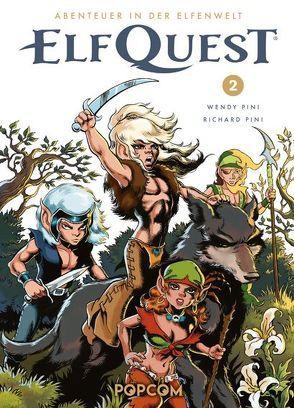 ElfQuest – Abenteuer in der Elfenwelt 02 von Pini,  Richard, Pini,  Wendy