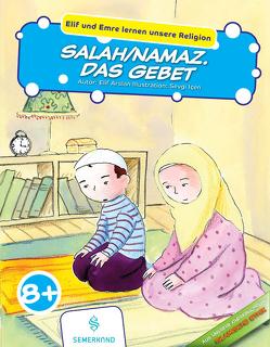 Elif und Emre lernen unsere Religion von Arslan,  Elif